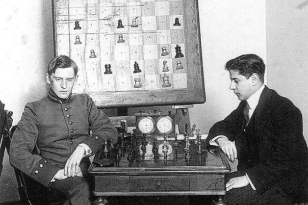 Шахматы и реинкарнация