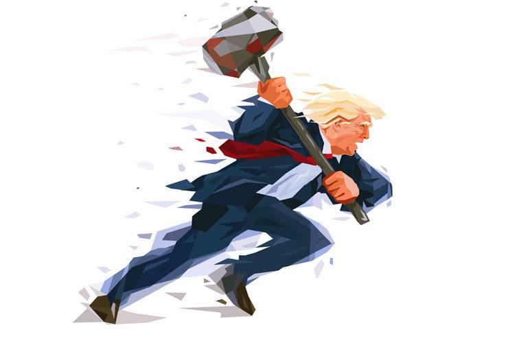 Сила Дональда Трампа