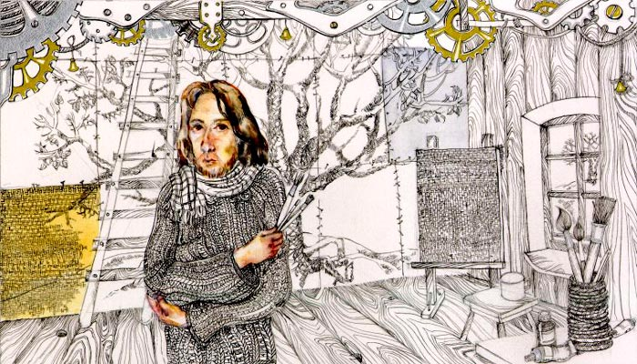 История художника Ниггля